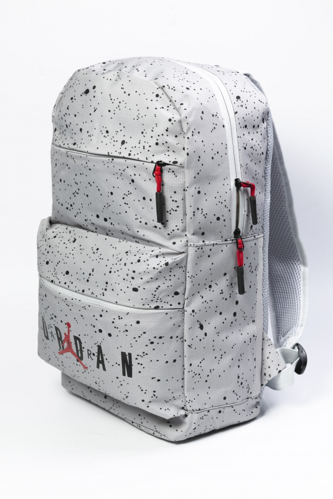 Рюкзак Jordan капли (бел)