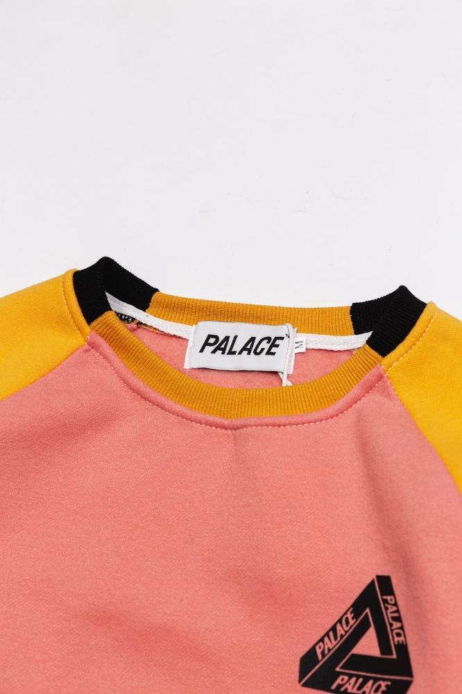 Свитшот Palace разноцветный