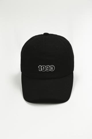 Кепка 1990 черная