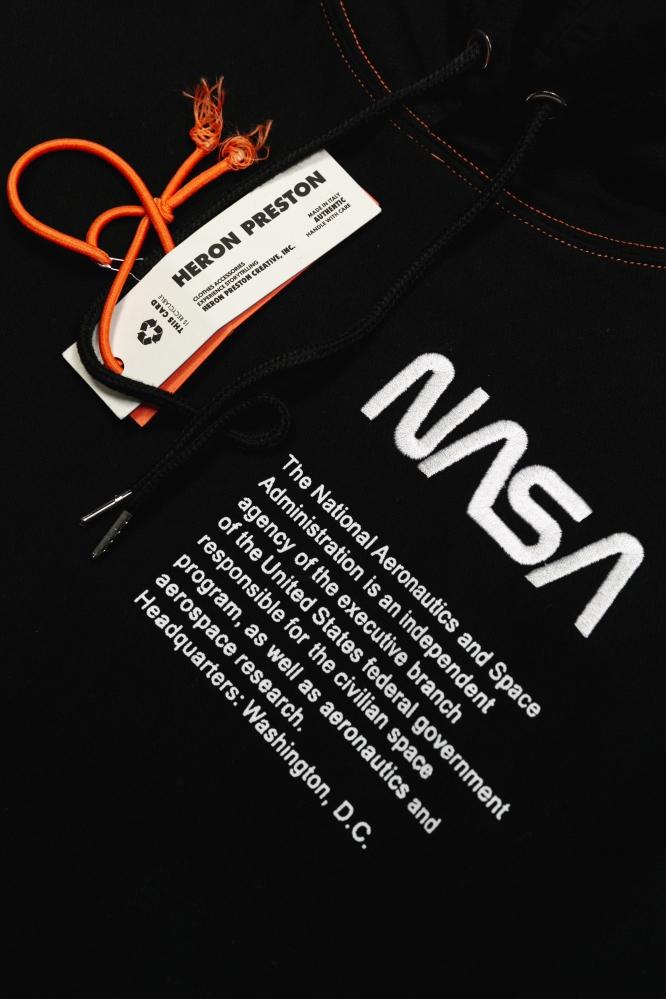 Худи Heron Preston x NASA