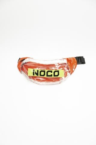 Бананка NOCO прозрачно-оранжевая