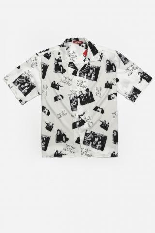 Рубашка Pulp fiction белая