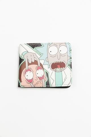 Кошелек Rick & Morty