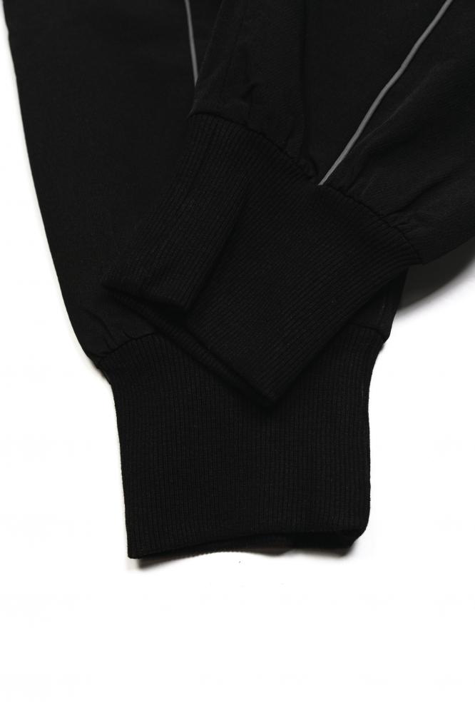 Штаны VE2 рефлективные черные