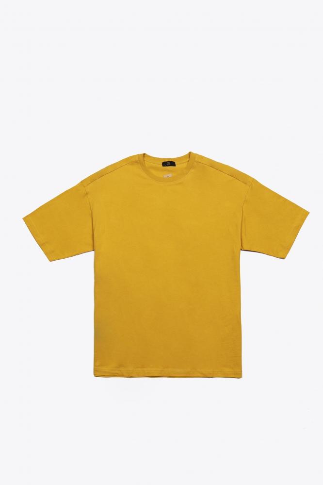 Футболка Укороченная жёлтая