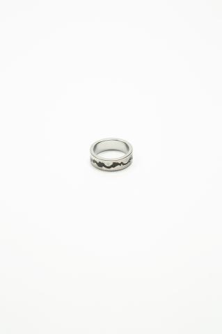 Кольцо Rift серебро