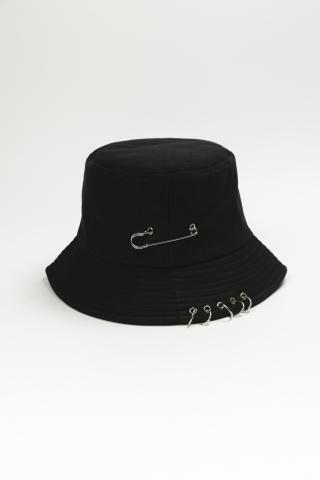 Панама Ring&Pin черная
