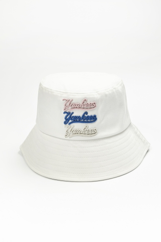 Панама Yankees белая