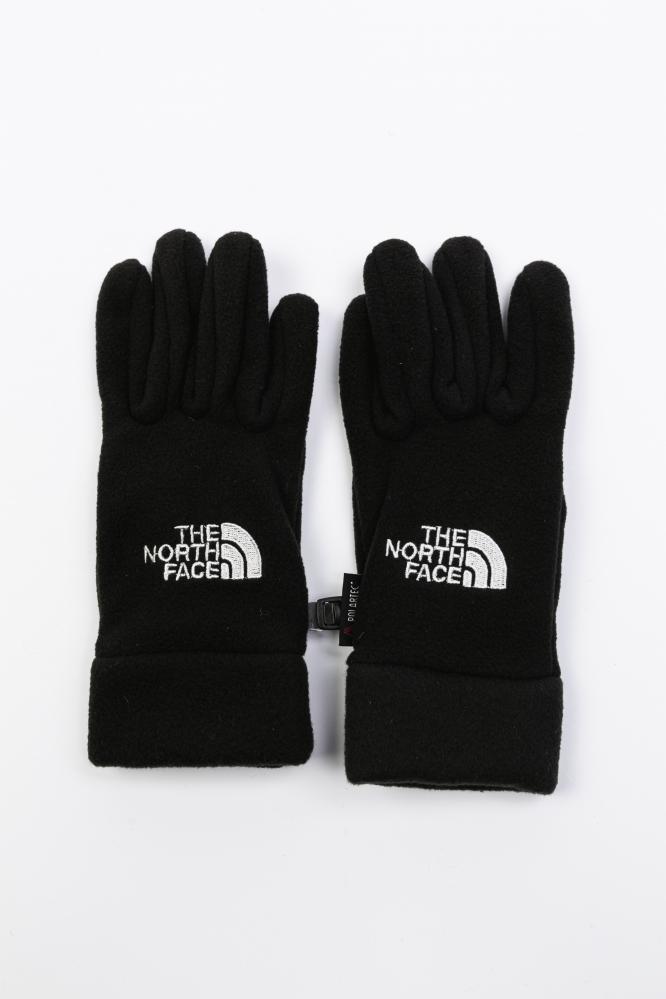 Перчатки The North Face флис М чёрные