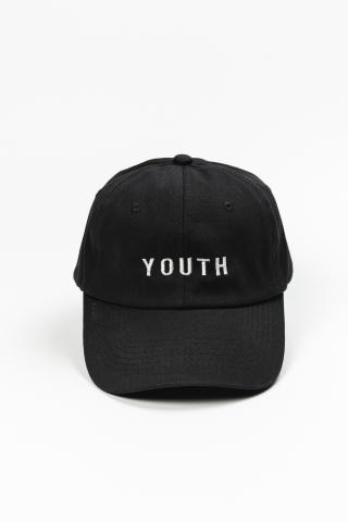 Кепка Youth темно-синяя