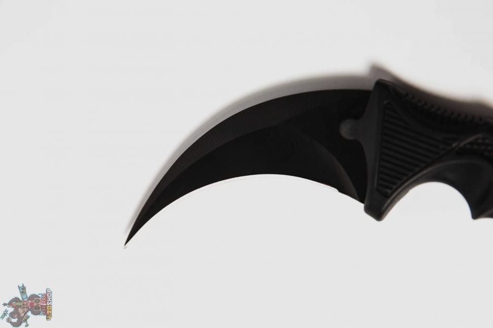 Керамбит черный