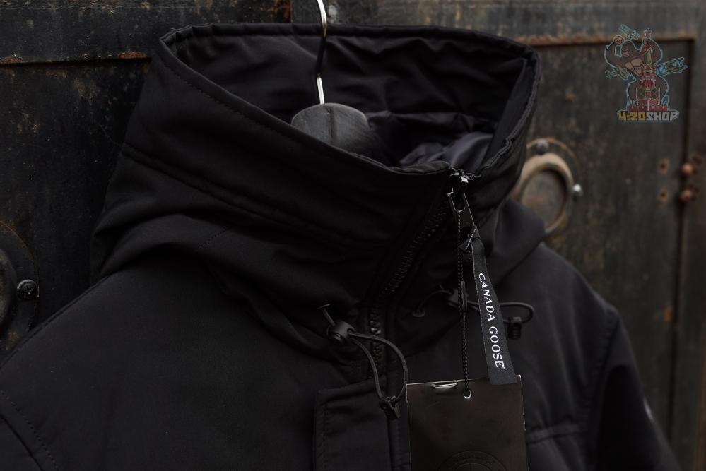 Куртка Canada Goose черная