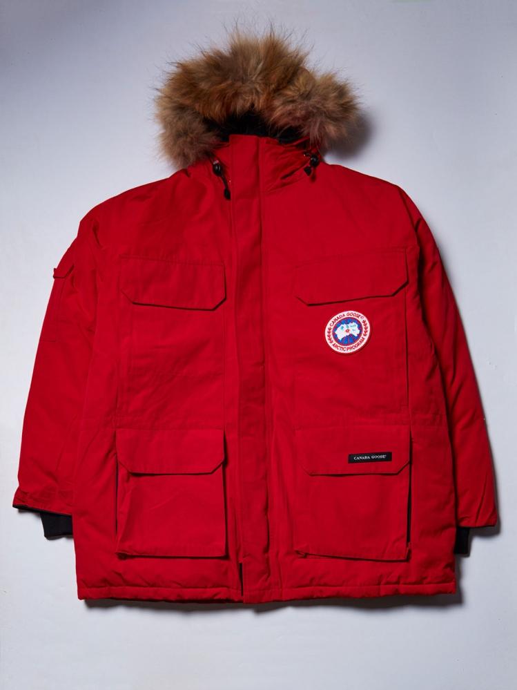 Пуховик Canada Goose Expedition