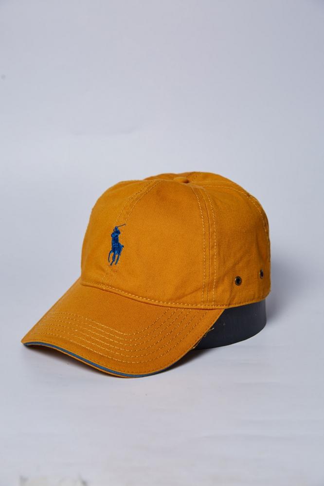 Кепки Polo 950 (желт-син)