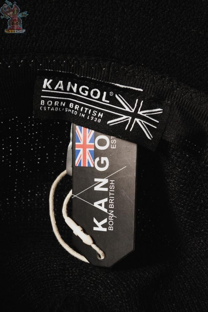 Панама Kangol черная