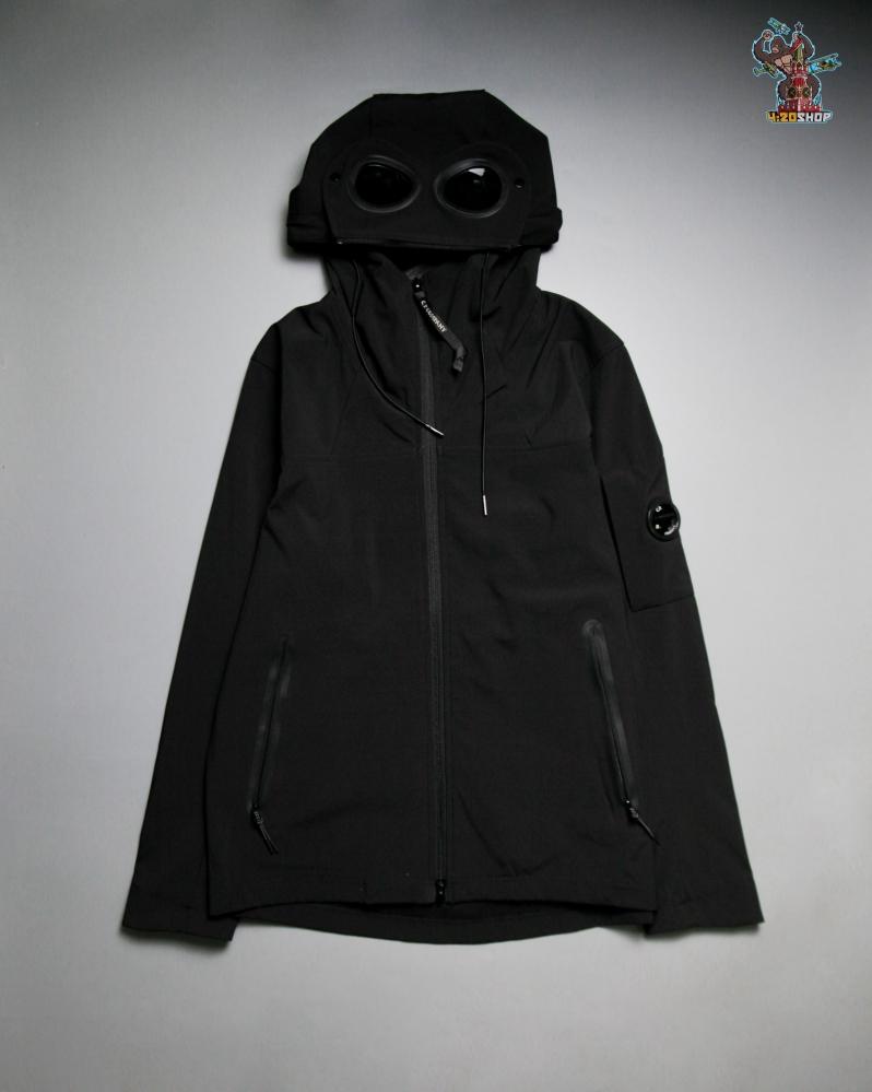 Ветровка C.P. Company черная