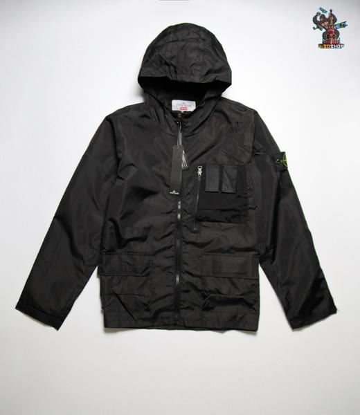 Куртка Stone Island чёрная