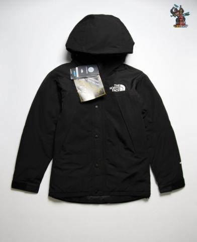 Куртка зимняя The North Face Gore-Tex чёрная