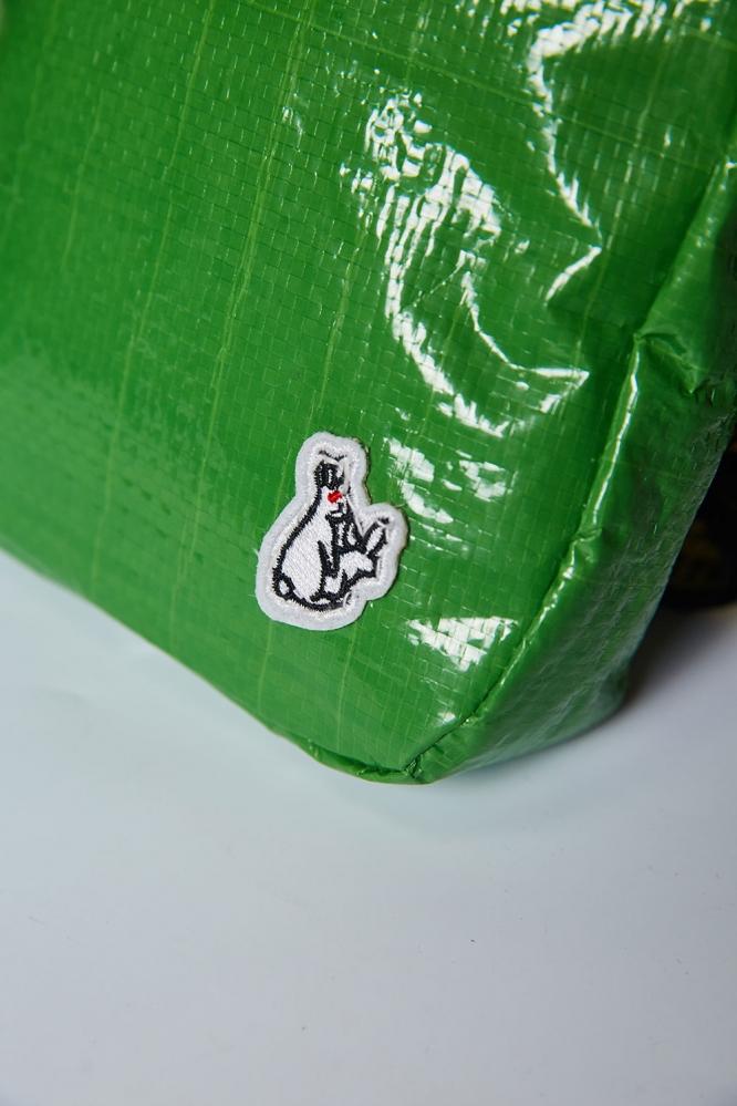 Бананка Кролики зелёная