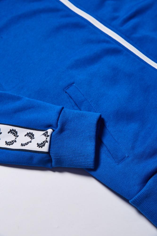 Олимпийка Fred Perry синяя