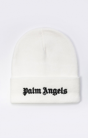 Шапка Palm Angels (бел)