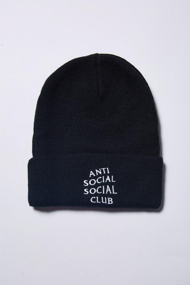 Шапка Anti Social Social Club