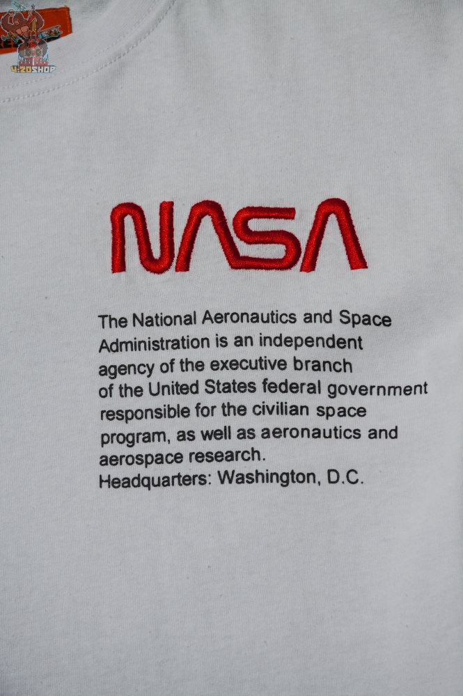 Футболка Heron Preston x NASA