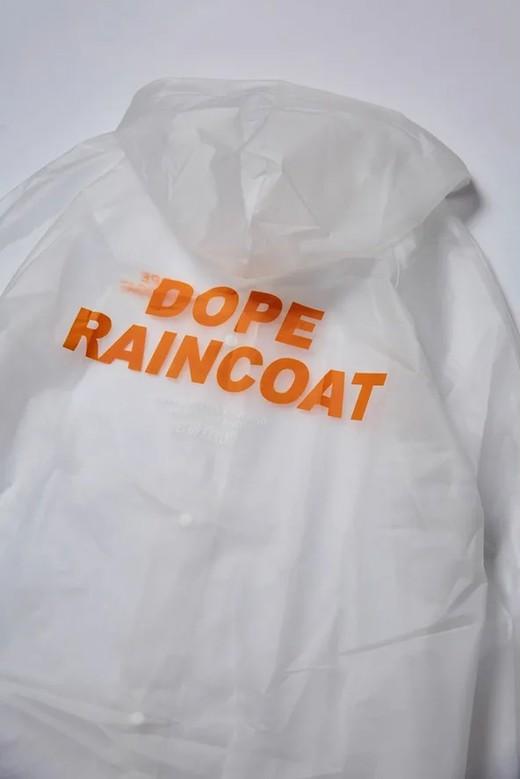 Дождевик Dope Raincoat