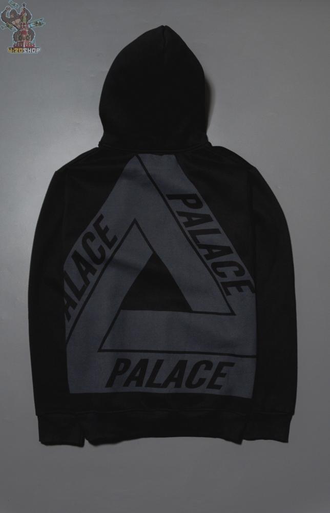 Худи Palace черное