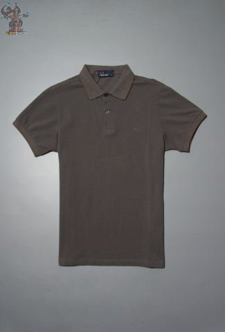 Поло Fred Perry хаки