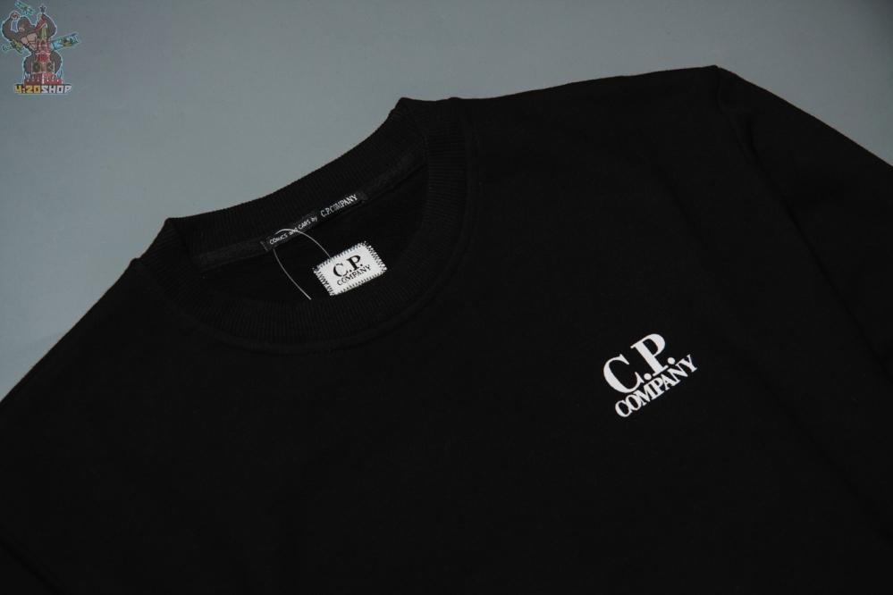 Свитшот C.P. Company черный