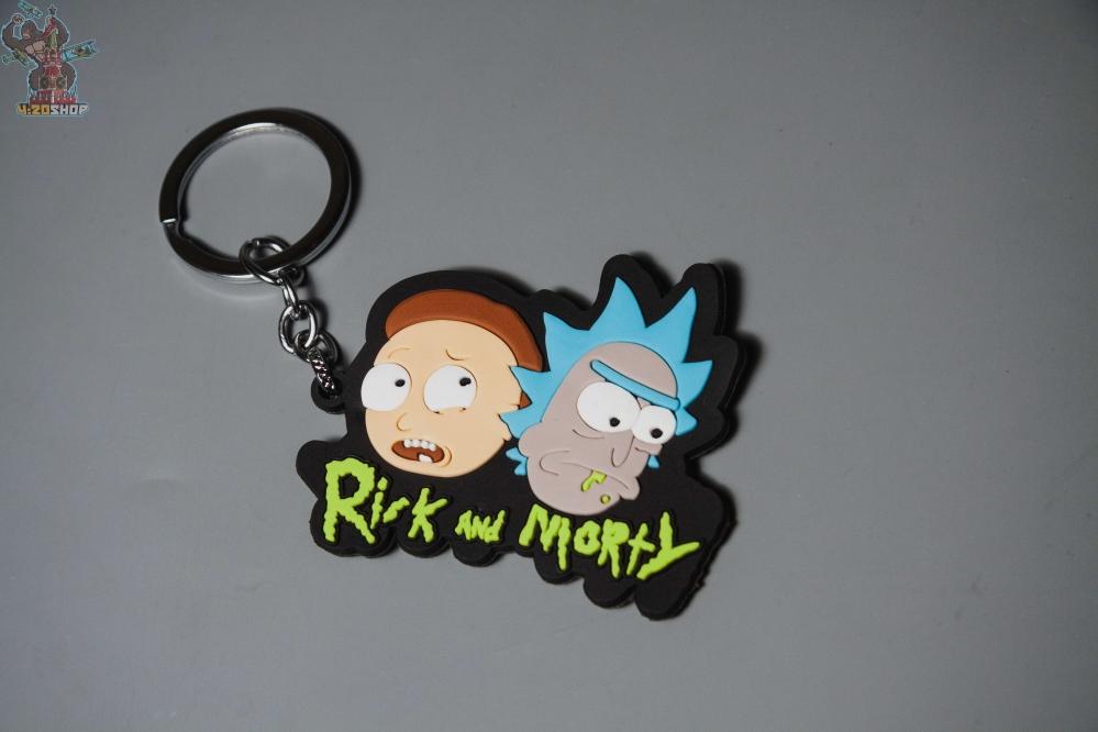 Брелок Рик и Морти