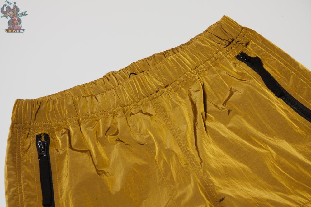Спортивные штаны Stone Island оливковые