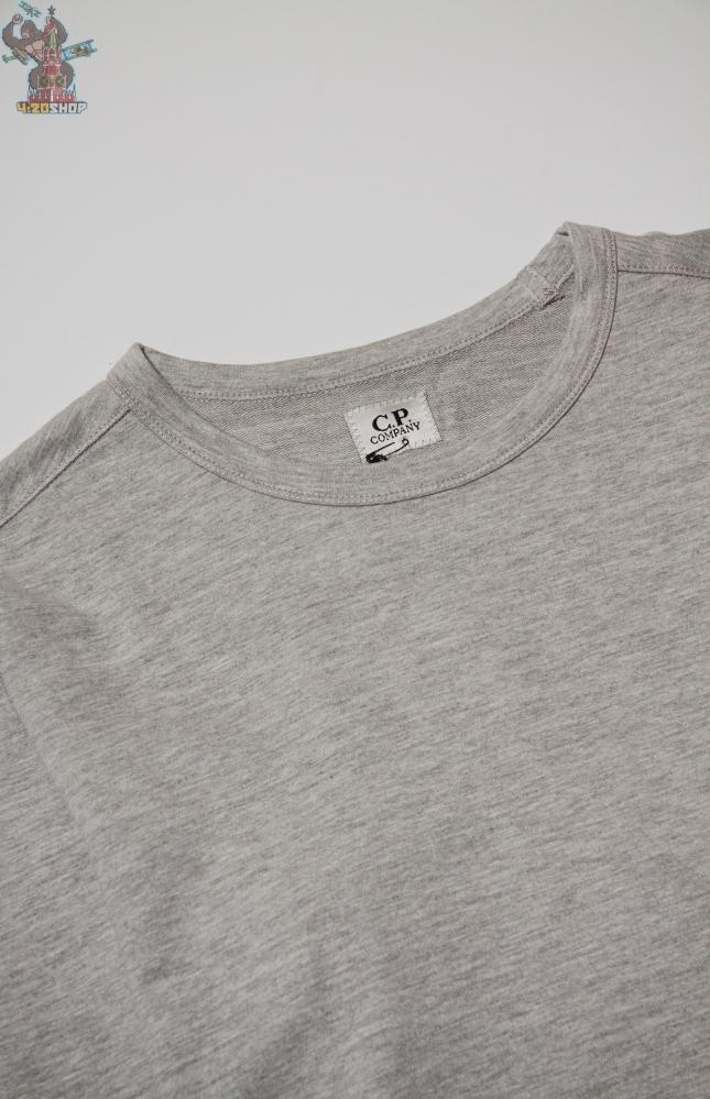 Лонгслив C.P. Company серый