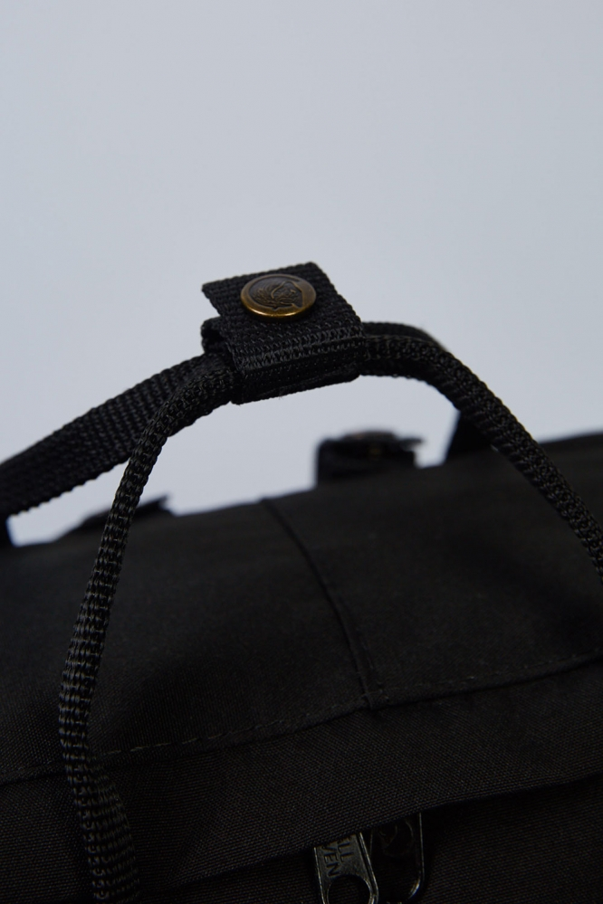 Рюкзак Fjallraven Kanken Classic Black
