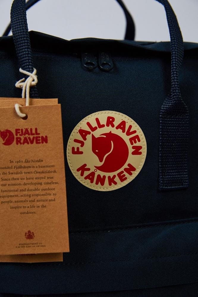 Рюкзак Fjallraven Kanken Classic Royal