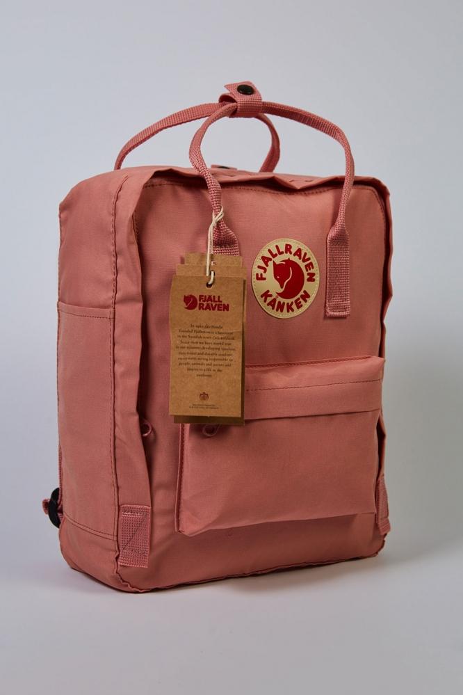 Рюкзак Fjallraven Kanken Classic Pink