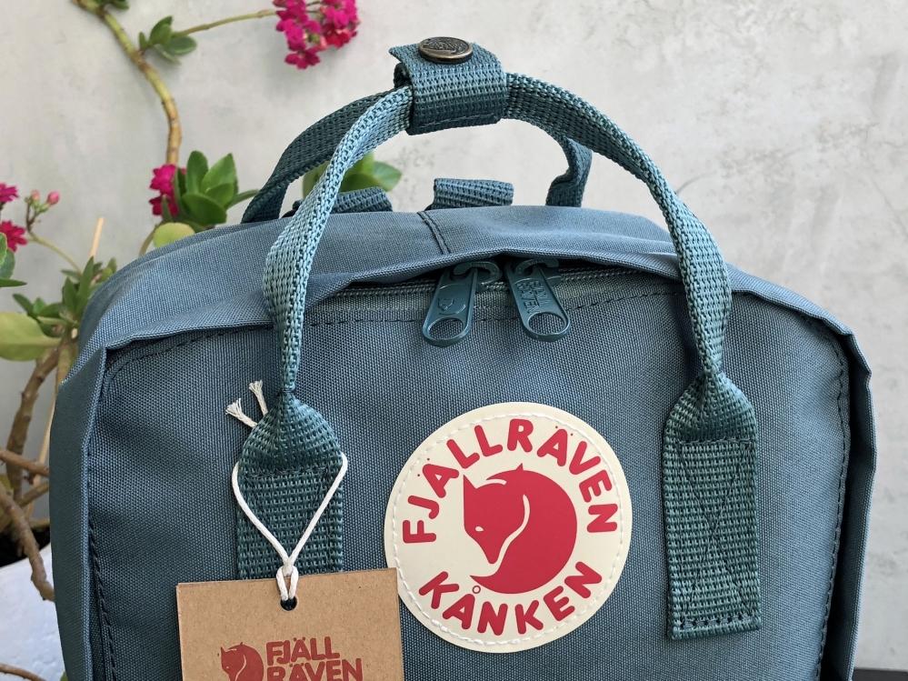 Рюкзак Kanken mini бирюзовый