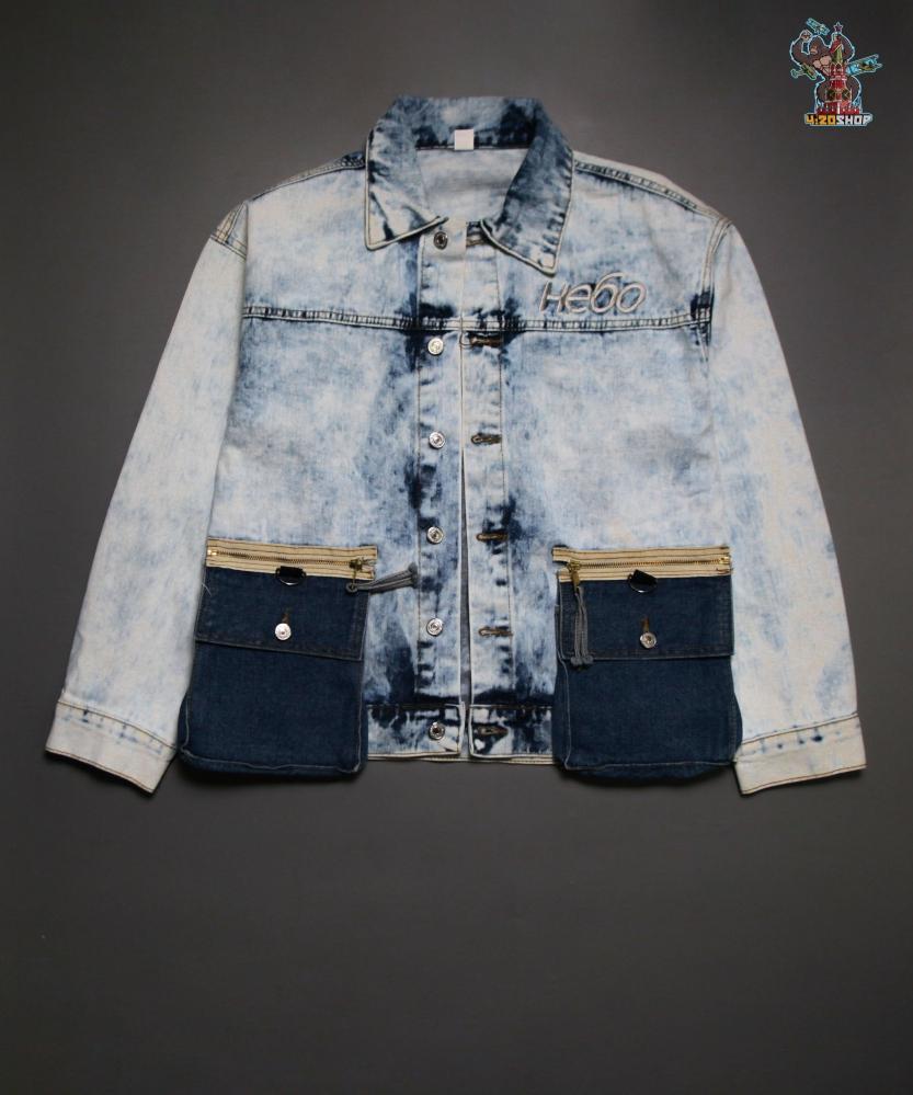 Джинсовая куртка NoName