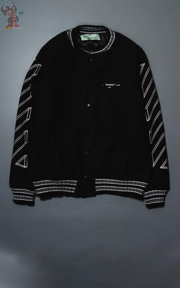 Куртка OFF-White черная