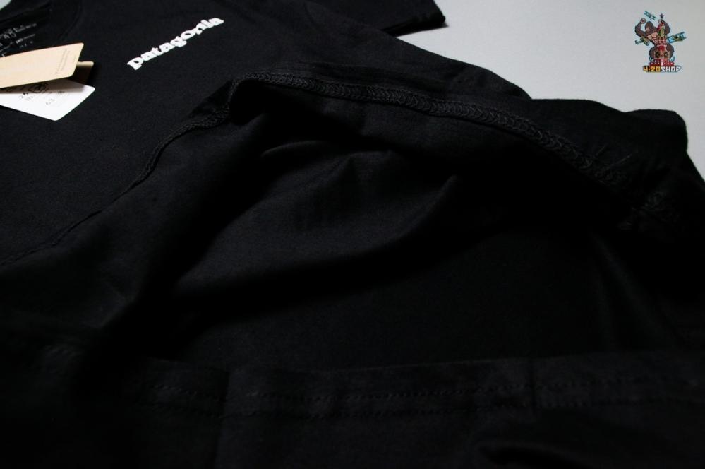 Футболка Patagonia черная