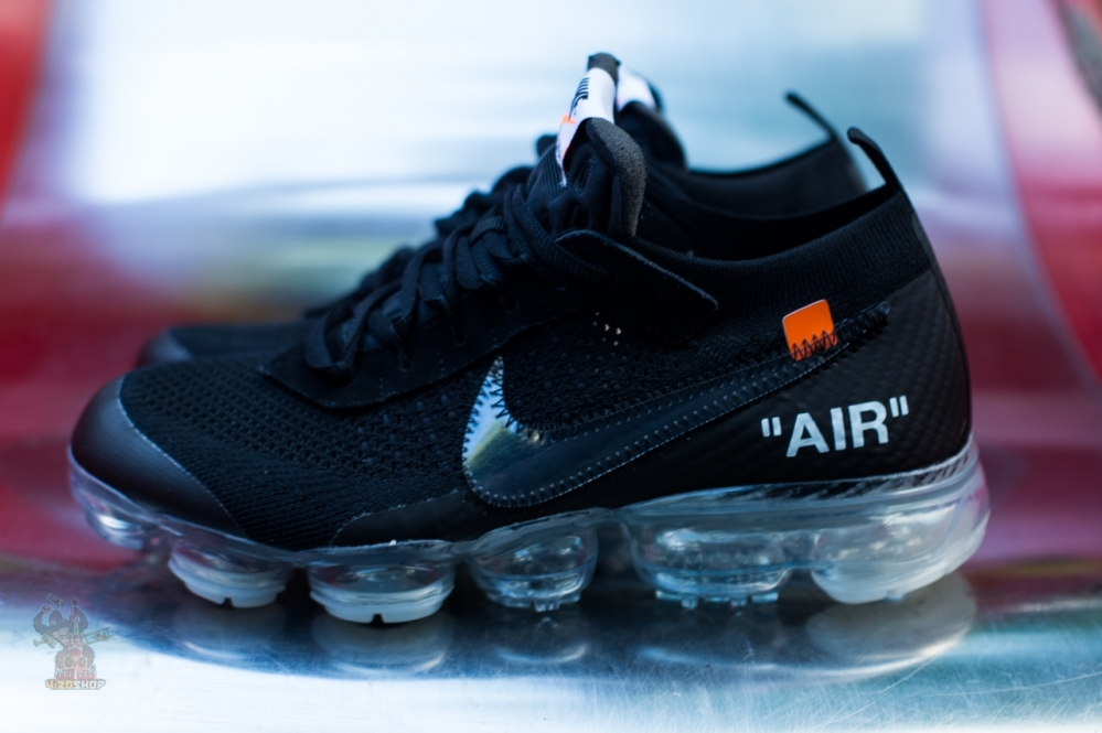 The 10 n air vapormax fx (черн)