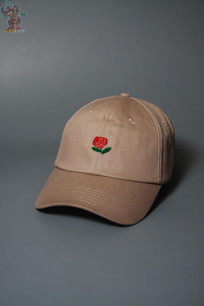 Кепка Роза