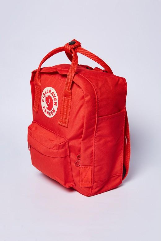 Рюкзак Kanken mini алый