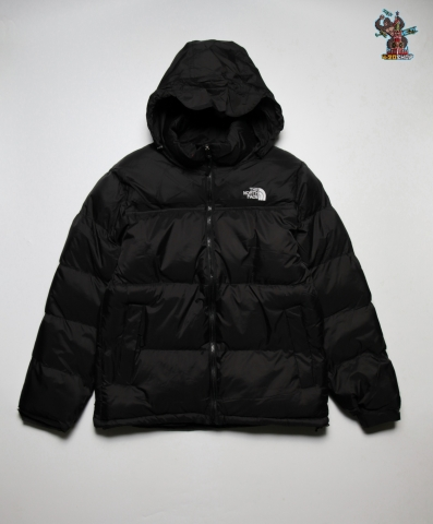 Куртка зимняя The North Face черная