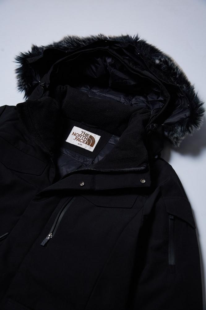 Куртка-парка зимняя The North Face